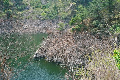 九仙山风景区旅游景点攻略图