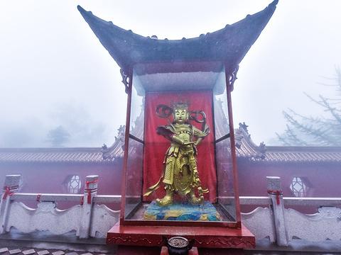 雨王庙旅游景点图片