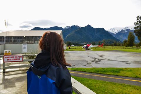 福克斯冰川小镇旅游景点攻略图