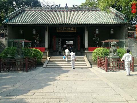 南海神庙旅游景点图片
