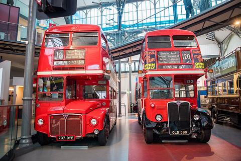 伦敦交通博物馆
