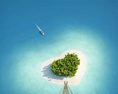 这5个人少景美的海岛,月薪4000说走就走!