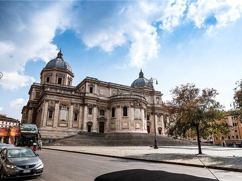 维多利亚圣母堂旅游景点图片