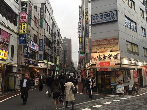 神田まつや旅游景点攻略图