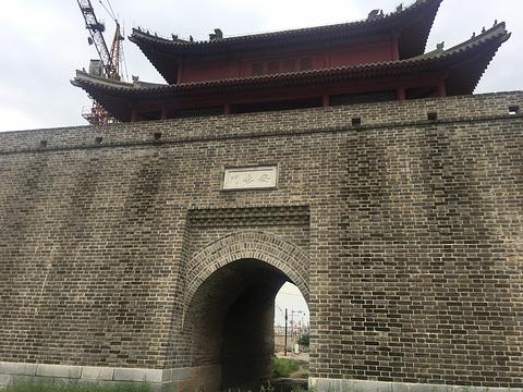 安泰门遗址旅游景点图片