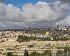 耶路撒冷  42.195公里的奋力奔跑,原来圣城可以这样玩!