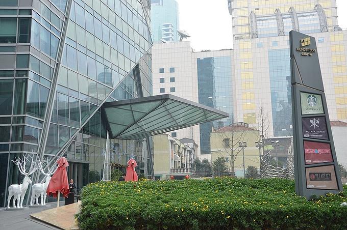 南京西路图片