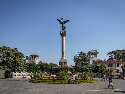 马可波罗广场旅游景点图片