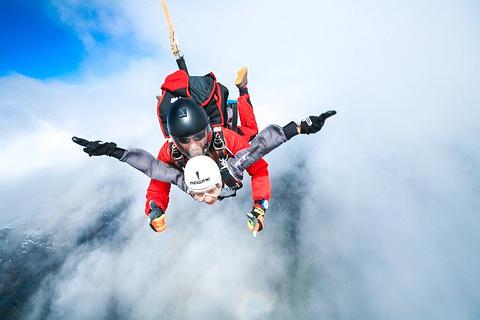 Nzone高空跳伞旅游景点攻略图