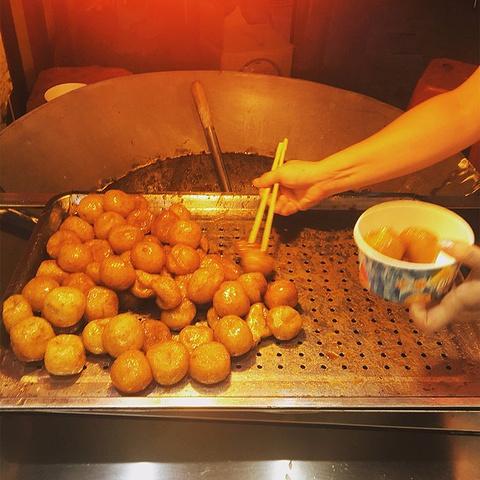 """""""推荐菜品:糖油粑粑糖油粑粑是长沙的名小吃,长沙街头到处都有,就不给大家推荐店铺了~推荐指数:五颗星_糖油粑粑""""的评论图片"""