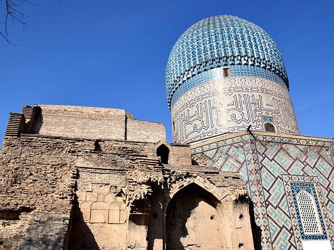 古尔阿米尔陵墓旅游景点图片