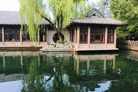 五龙潭公园旅游景点攻略图