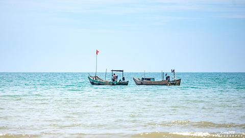 茶古海滩旅游景点攻略图