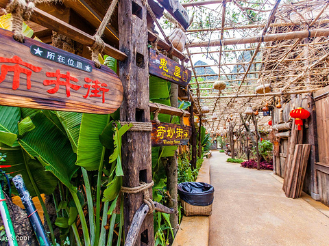 桂林千古情旅游景点图片
