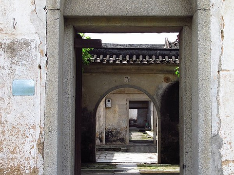 龙田世居旅游景点图片