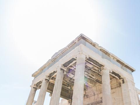 帕特农神庙旅游景点图片