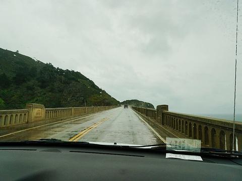 比克斯比大桥旅游景点图片