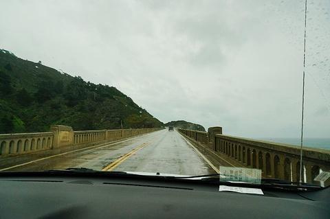 比克斯比大桥旅游景点攻略图