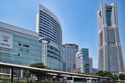横滨港区未来21世纪街区