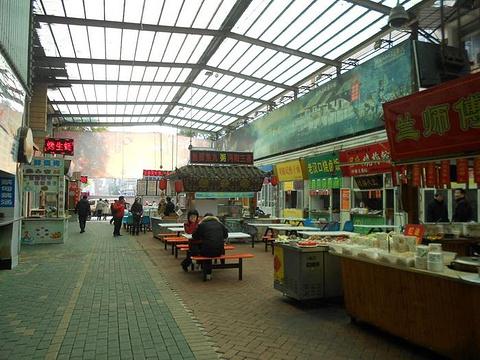 首义园市场旅游景点攻略图