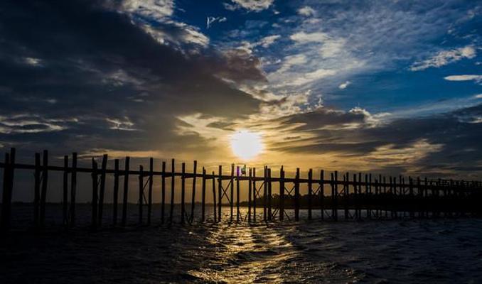 乌本桥旅游图片