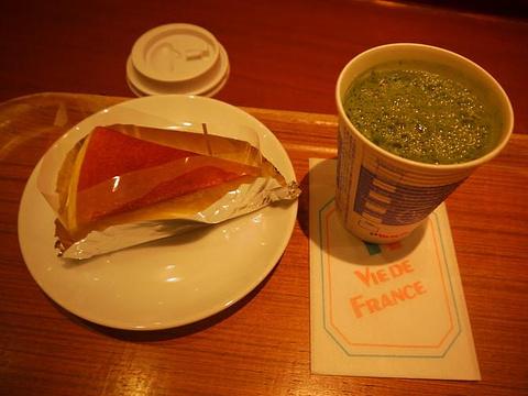 VIE DE FRANCE CAFE旅游景点攻略图