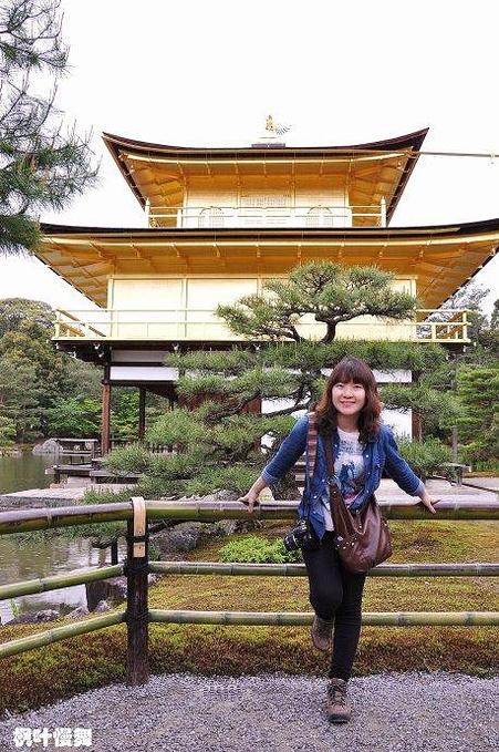 金阁寺图片