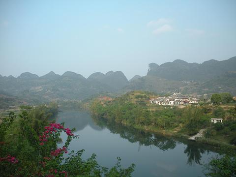 荔波樟江景区