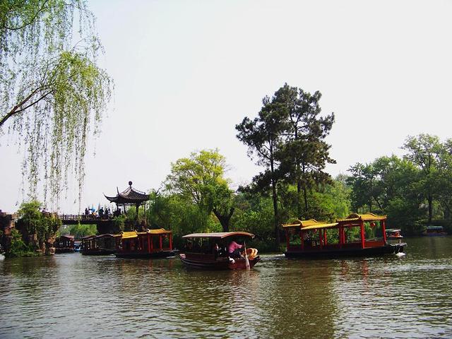 2017.明月夜,二分无赖是扬州,诗词中的扬州是