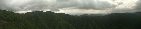 大风堡原始森林旅游景点攻略图