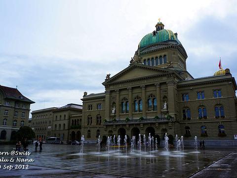 联邦国会大厦旅游景点图片
