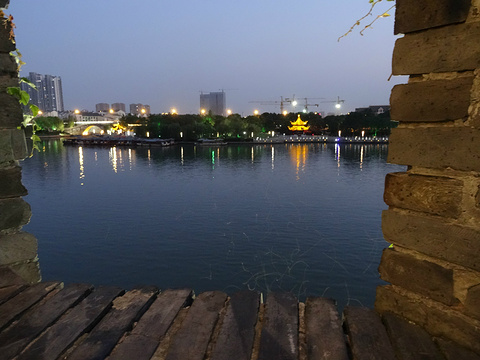 苏州市桂花公园旅游景点图片
