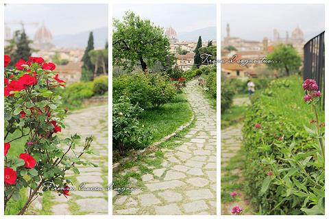 玫瑰花园旅游景点攻略图