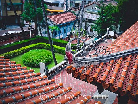 赤崁楼旅游景点图片