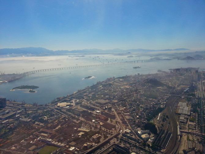 飞往里约热内卢图片
