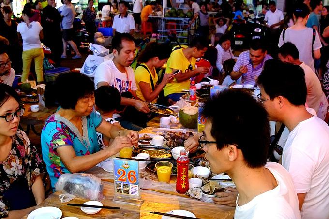 三亚第一市场图片