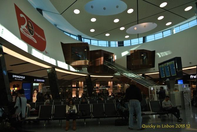 里斯本机场图片