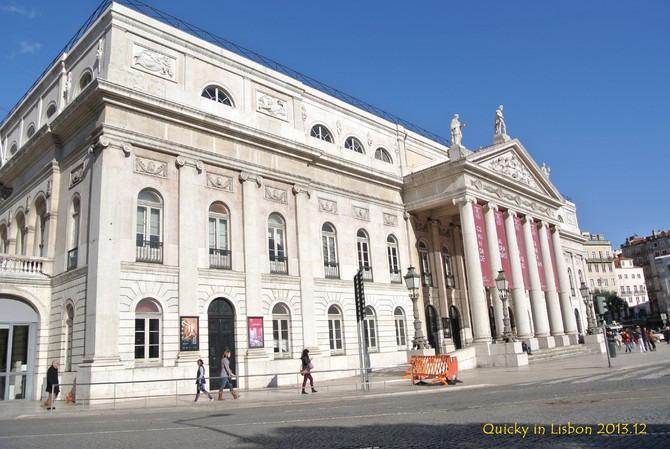 玛利亚二世国家戏剧院图片