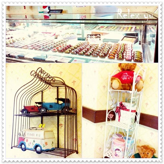 妮娜巧克力工坊图片