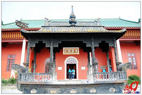 藏经殿旅游景点攻略图