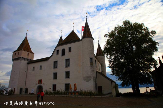 尼永城堡图片