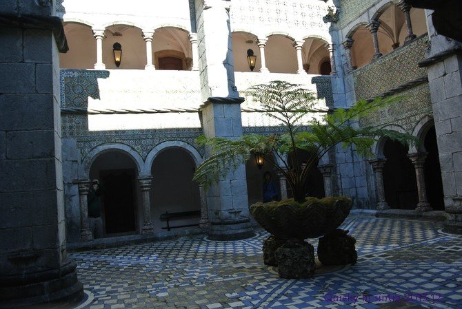 Palácio Nacional da Pena图片