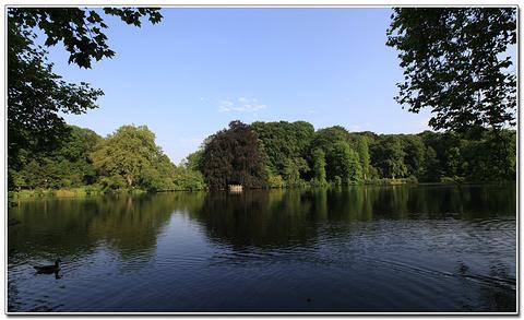 威斯特法伦公园旅游景点攻略图