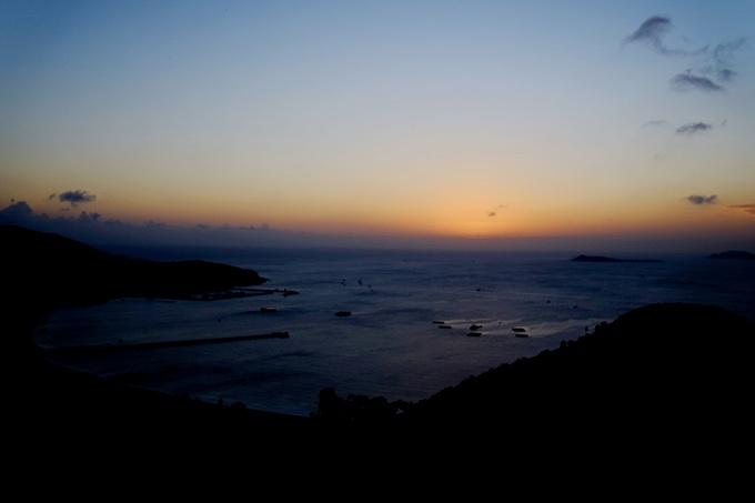 北亭观景台图片