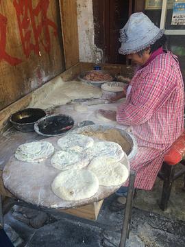 喜洲粑粑旅游景点攻略图