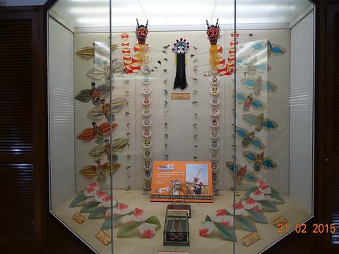 潍坊风筝博物馆旅游景点图片