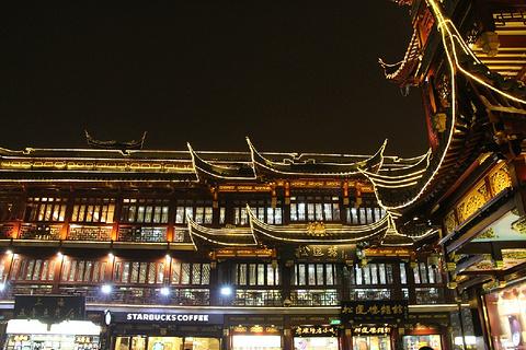上海城隍庙旅游景点攻略图