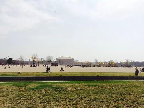 大明宫国家遗址公园旅游景点攻略图