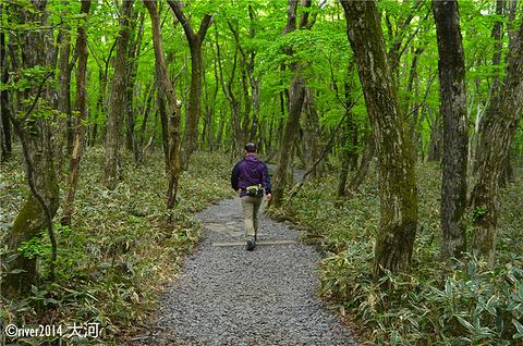 汉拿山国立公园旅游景点攻略图