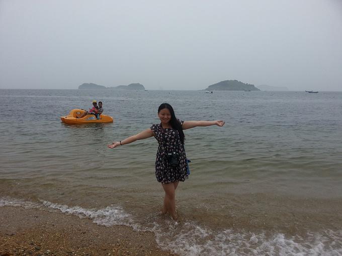 傅家庄海滨浴场图片